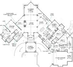 small lake cottage floor plans wonderful wide lot house plans contemporary best idea home