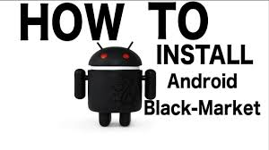 black market android how to install android black market
