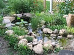 Small Backyard Pond Ideas 9 Small Backyard Pond Ideas