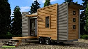 Robinson Dragon Fly Tiny House Design YouTube - Tiny home design