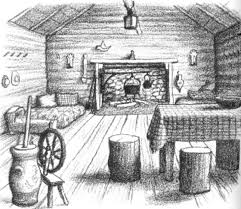 log cabin drawings kentucky log cabin vacations official visitor information site