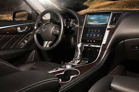 2014 infiniti q50 s interior cockpit photo 54557044 automotive com