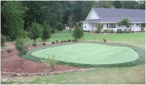 Backyard Putting Green Designs by Backyards Gorgeous Backyard Putting Green Kits Simple Backyard