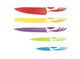 Colored Kitchen Knives Color Nonstick Kitchen Knife Set Wf Jun1107 Wf Jun1107 China