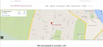 How To Create A Route On Google Maps by How To Change The Google Map In The Contact Us Page Multi
