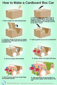 Build A Toy Box Diy by 25 New Things Made With Diy Cardboard Box Anyone Can Make