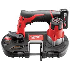 free shipping u2014 milwaukee m12 cordless subcompact band saw kit