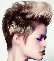 chunky short haircuts chunky highlights for short hair hair pinterest chunky