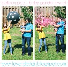 gender reveal balloons balloon pop baby gender reveal photo photo ideas