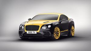 customized bentley bentley reviews specs u0026 prices top speed