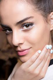 Bridal Makeup New York Spring 2015 Runway Beauty Hair Makeup And Nails From New York