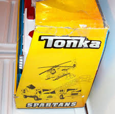 tonka fire truck 328 tonka spartans fire engine truck hyperlites and sounds ebay