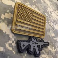 American Flag Morale Patch Aliexpress Com Buy Us Flag Patches Pvc Morale Patch 3d America