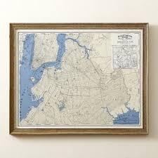 map usa framed vintage framed map wayfair