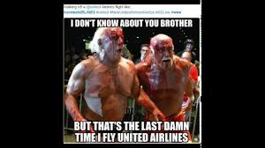 United Contact The Best Memes About The United Airlines Controversy