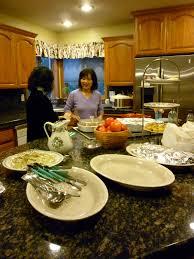 korean american thanksgiving feast 2009 s hill spokane