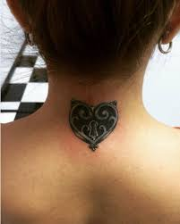 50 cute and small back neck tattoos ideas 2018 page 4 of 5