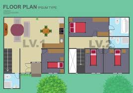 free floor plan free floor plan vector free vector stock graphics