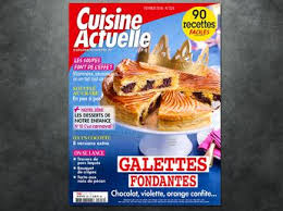magasine de cuisine magazine guide du bien manger cuisine actuelle