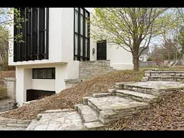 bauhaus influenced mid century modern home minnesota luxury