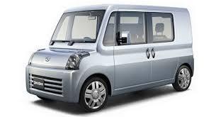 Daihatsu Mpv Tokyo 09 Daihatsu Deca Deca Mini Mpv Concept