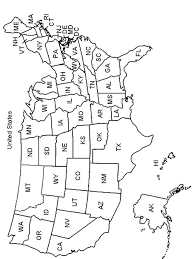 us map with state abbreviations and time zones us map states abbreviations united states map with abbreviations