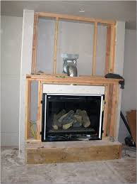 how to install a gas fireplace insert binhminh decoration