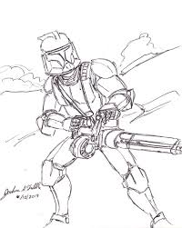 Star Wars Clone Trooper Coloring Pages Bestofcoloring Com Wars Clone Coloring Pages
