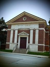 Masonic Home Decor Tour The Junction Masonic Mondays U2013 The Eye Of Faith Vintage