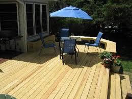 wood deck ideas landscaping network