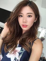 waivy korean hair style korean hairstyle wavy korean hairstyle
