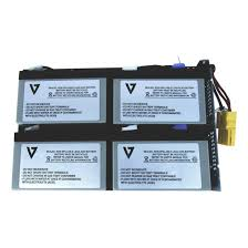 v7 apcrbc133 v7 ups replacement battery for apc 24 v dc lead