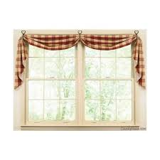 valance ideas for kitchen windows kitchen window swag valances kitchen design
