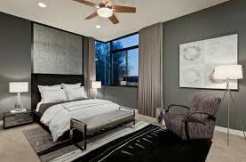 chambre a coucher noir et gris chambre à coucher noir gris clair blanc bonne decoration 24