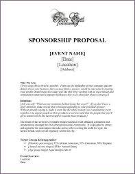 event proposal letter sample proposalsampleletter com