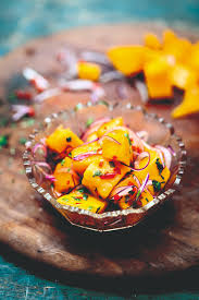 secateur de cuisine bright and ceviche de mango from ceviche by martin morales