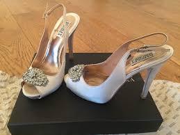 wedding shoes liverpool mischka badgley wedding shoes in liverpool merseyside gumtree