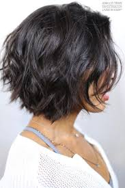 difference between a layerwd bob and a shag textured shaggy bob short hairstyles pinterest shaggy bob