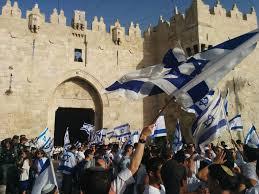 Flag Of Jerusalem New U0027schisms U0027 On Jerusalem Day Jewish Week