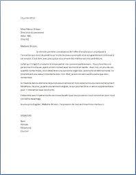 offres d emploi femme de chambre lettre de motivation femme de chambre 1 exemple lettre de