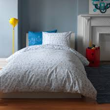 perfect king blue and duvet cover 80pct cotton plus 20pct flax