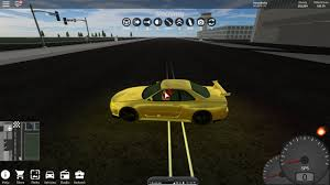 car nissan skyline roblox vehicle simulator nissan skyline fast drag car youtube