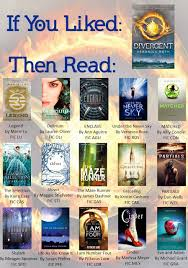 if you loved divergent then read some of these titles i ve read