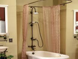 shower curtain enclosure mobroi com clawfoot tub clearance cool shower curtains tub shower curtain