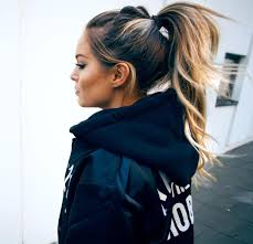 25 high ponytail hairstyles 2017 hairstyle guru