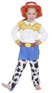 Woody Halloween Costume 4t Toy Story Inspired Cowboy Woody Jessie Felt Costume Pretend