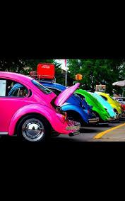 van volkswagen pink 14 best pretty pink cars beetles images on pinterest