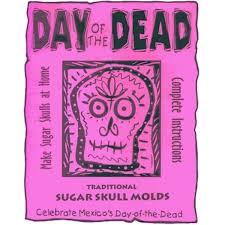 sugar skull molds day of the dead sugar skull mold 4