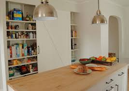 barn door for kitchen cabinets a diversity of door styles to hide your pantry with