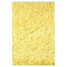 yellow shag rug unique loom area rugs 3139451 64 400 compressed